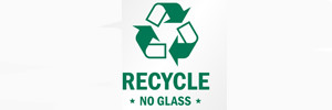 Recycle No Glass