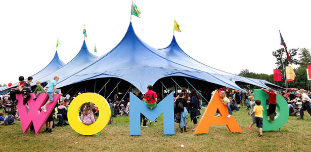 WOMAD Festival, World of Music, Arts and Dance - 25-28 July 2019